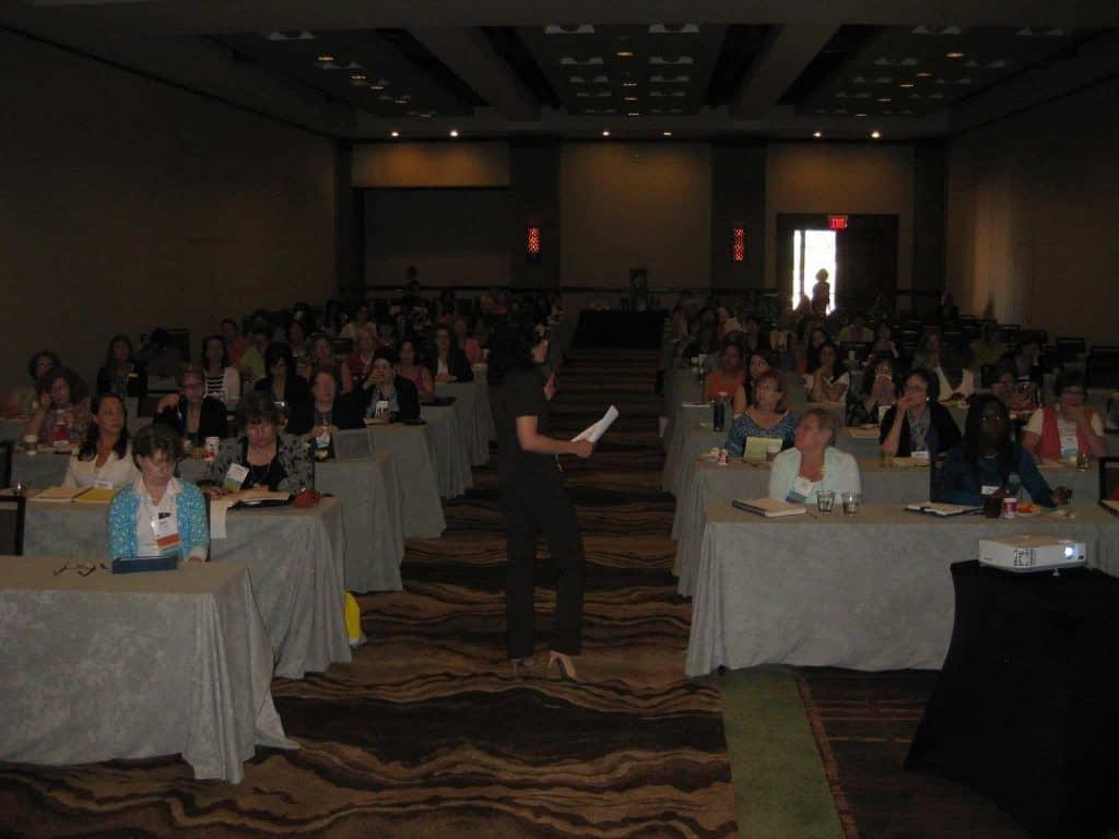 Workshop Presenter - BCPO FAQ session at NAPO Conference 2014