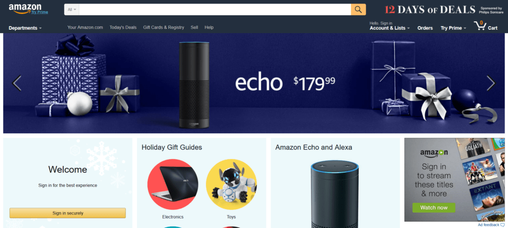 Amazon banner - purchase through this link