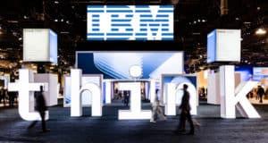IBM Think Academy 2018 photo logo