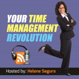 Time-Management-Revolution-Helene-Segura-podcast-artwork-cover