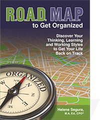 Quick background check: What's your cover?    ROAD MAP to Get Organized