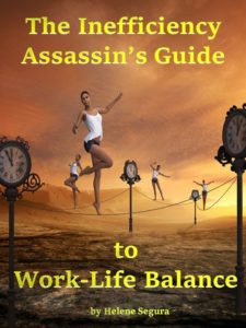 The Inefficiency Assassins Guide to Work-Life Balance-Avanoo-cover