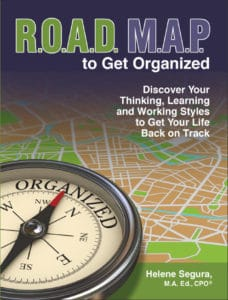 ROADMAP to Get Organized_Front Cover